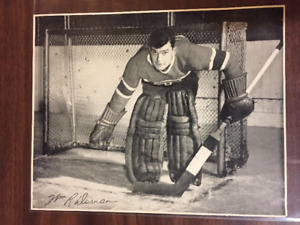 Photos Quaker Oats - Les Canadiens 1945-54