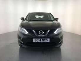 2014 NISSAN QASHQAI ACENTA DCI DIESEL SERVICE HISTORY FINANCE PX WELCOME