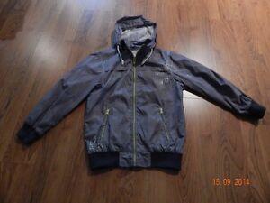Manteaux d'automne pour garçon grandeur: 12-14 ans