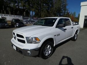 2016 Ram 1500 Outdoorsman Crew Cab 4x4, fully loaded, only ...