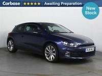 2016 VOLKSWAGEN SCIROCCO 1.4 TSI BlueMotion Tech GT 3dr