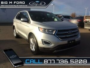 2017 Ford Edge SEL  - Bluetooth -  Heated Seats - $241.03 B/W