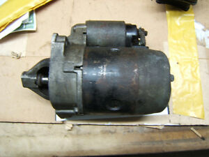 STARTER MOTOR Hyundai Accent  w/ AUTO TRANSMISSION FITS 01-09