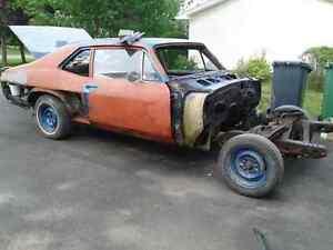 1969 Nova project car