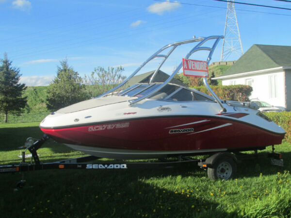 Used 2010 Sea Doo/BRP Sea Doo Challenger 180 255HP