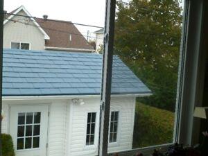 Fenêtre PVC thermos 62X54