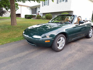 1991 Mazda MX-5  -- Limited Edition