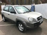 Hyundai Tucson 2.0 Crtd Gsi, 4x4 *2 Former Keeper* Air Con, Alloys, 12 Month Mot, 3 Month Warranty