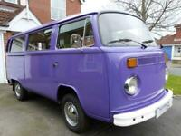 Volkswagen T2 Westfalia Bay 2 berth campervan for sale