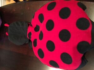 Brand new lady bug costume 6-12 months