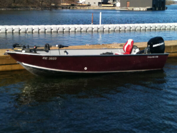 Used 2000 Other Deep Water Challenger 1730 DLX