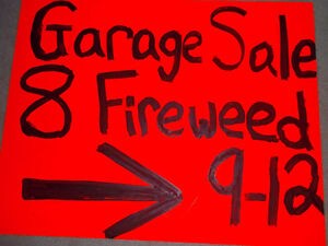 Mary Lake Garage Sale