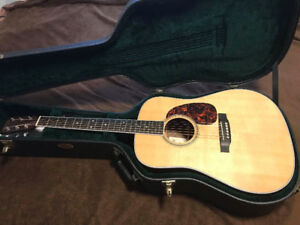 Martin D16 RGT guitar solid rosewood with hard case..made in USA