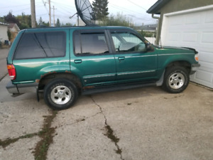 98 Ford explorer 4x4 SOHC V6 with overdrive auto transmission