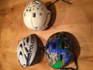 Skating Helmet and Biking helmets