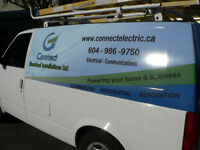ELECTRICIAN FULLY LICENSED 604-710-6714