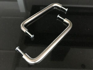 Cabinet Stainless door handles / pulls ATTEST Ikea handles 128mm