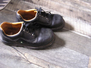 Leather Dakota Green Patch Mens Shoes,Men's Winter Boots London Ontario image 1