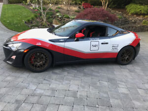 2013 SCION FRS WITH OVER $9,000 OF MODIFICATIONS