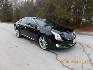 2013 CADILLAC XTS AWD PLATINUM COLLECTION