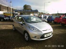 Ford Fiesta 1.25 (82ps) Zetec Hatchback 3d 1242cc