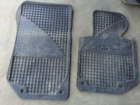 BMW E36 3 Series Rubber All Weather Front Mats Carpets OEM
