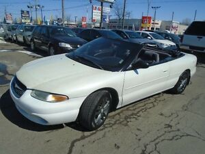 Chrysler Sebring 2dr Convertible JXi 2000