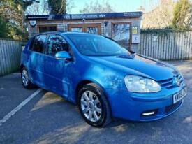 image for VOLKSWAGEN GOLF 1.6 FSI ( 115PS ) SPORT IN BLUE