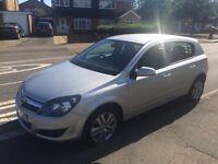 Vauxhall Astra 1.9 cdti sxi 5 door silver FSH