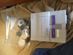 SNES for sale please pm all offers and questions only