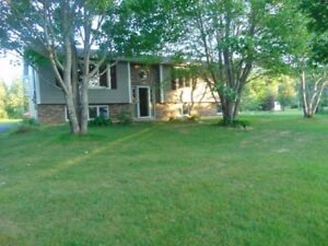 Spacious backyard with a huge deck! Great re-sale area!!