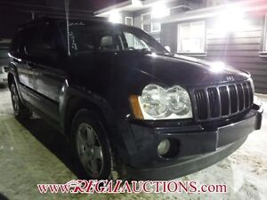2006 JEEP GRAND CHEROKEE TRAIL RATED 4D UTILITY 4WD TRAIL RATED