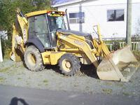 2006 John Deere 310 SG Backhoe
