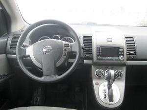 2010 NISSAN SENTRA – AUTOMATIQUE - 4 PORTES