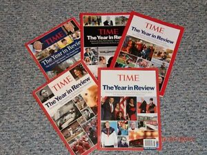 TIME/LIFE/PEOPLE MAGAZINE COLLECTIONS
