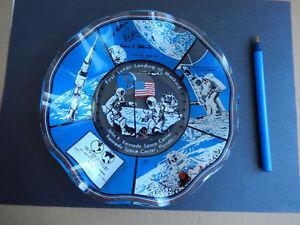 cendrier  first lunar landing