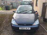 Ford Focus 1.6 lx 2003