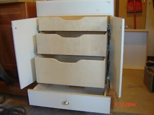 MAKE YOUR KITCHEN MORE USER FRENDLY--CUSTOM MADE ROLLING SHELVES Peterborough Peterborough Area image 4