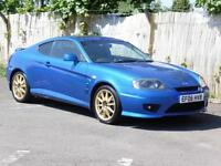 Hyundai Coupe 2.0 SE, Blue, 2006,, Gold Alloy Wheels, 6 Months AA Warranty