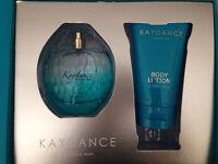 Kaydance perfume set. Brand new.