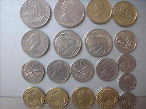 Selling My New Zealand Coin Collection