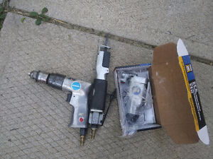 Air Tools (Drill, Saw, Impact Wrench)