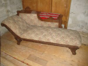 Antique lounger-- Free
