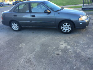 2001 Nissan Sentra Other