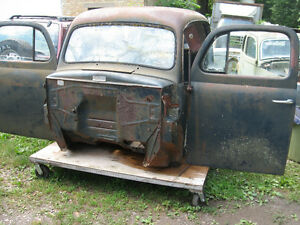 51? Ford/Mercury truck cab, big window, very nice condition