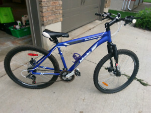 2017 Bicycle - 18 in.  $100 obo