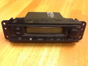 Nissan silvia s15 JDM digital climate control system