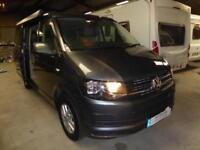 VW California Beach 4 berth pop top campervan for sale Ref 13022