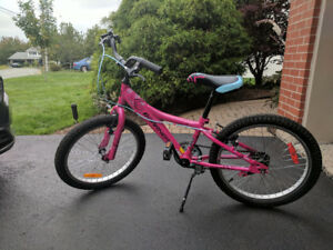 Louis Garneau Eva girls bike, 20 inch.