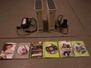 Xbox 360 for sale! With alot of games